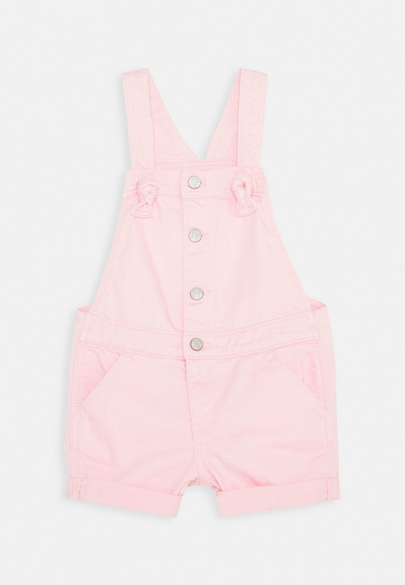 GAP - TODDLER GIRL SHORTALL - Lacláče - pink denim