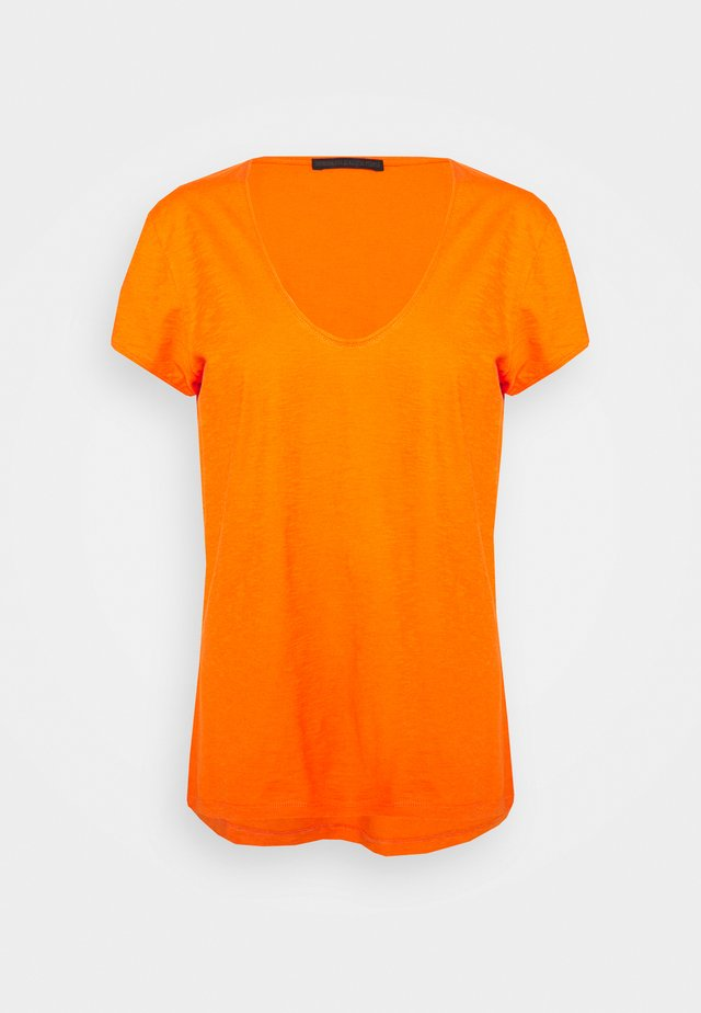 AVIVI - T-Shirt basic - orange