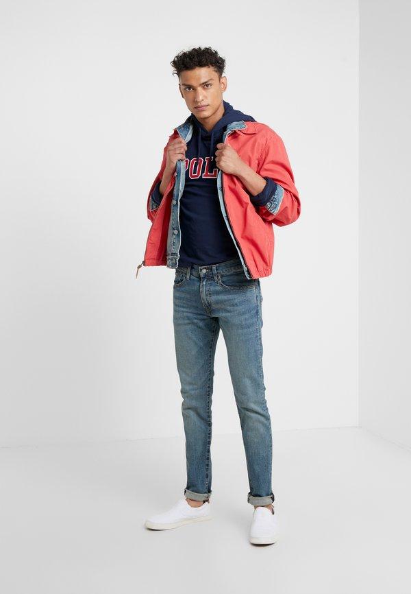 Polo Ralph Lauren ELDRIDGE - Jeansy Skinny Fit - dixon/niebieski denim Odzież Męska SVVH