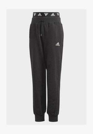 DANCE GIRLS IN POWER ATHLETICS TECH PANTS - Tracksuit bottoms - black