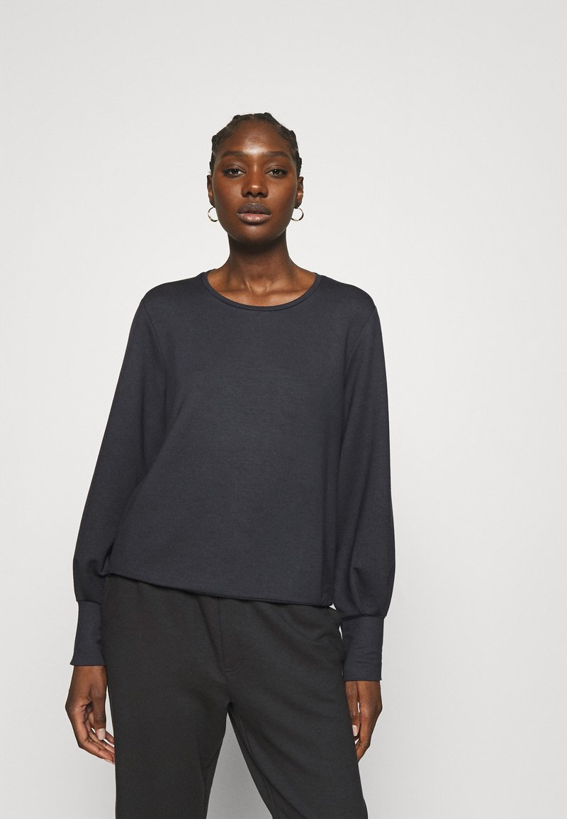 Lounge Nine - LNFINOLA  - Sweatshirt - pitch black
