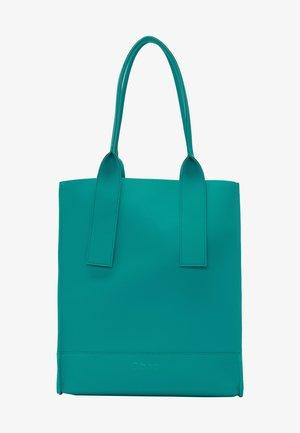 Shopping bag - blue grass
