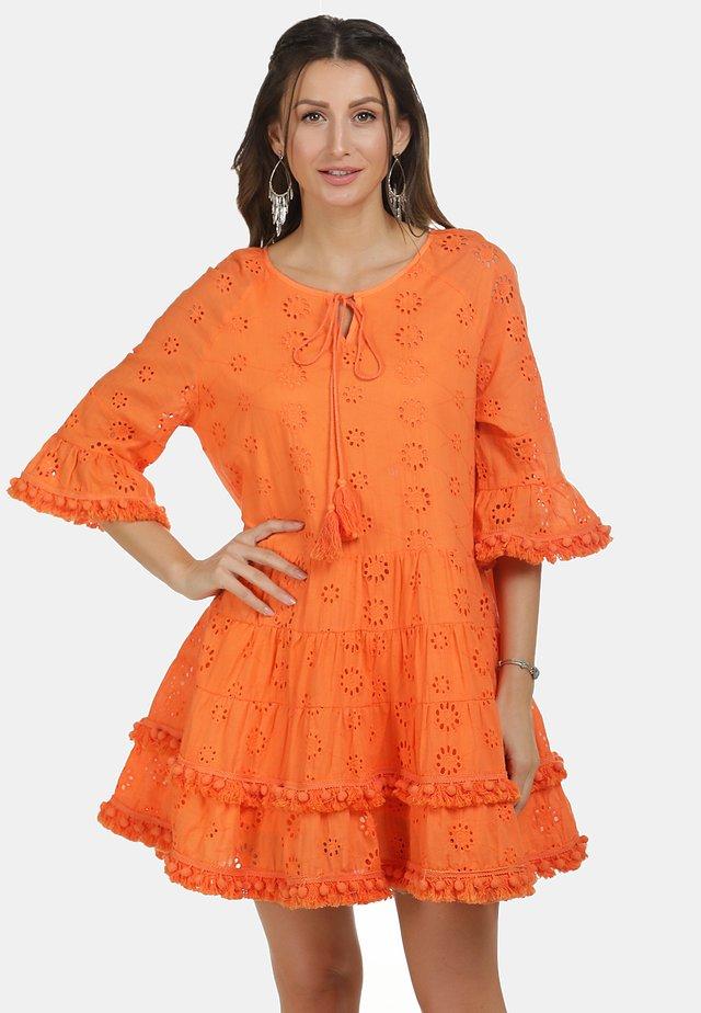 Hverdagskjoler - orange