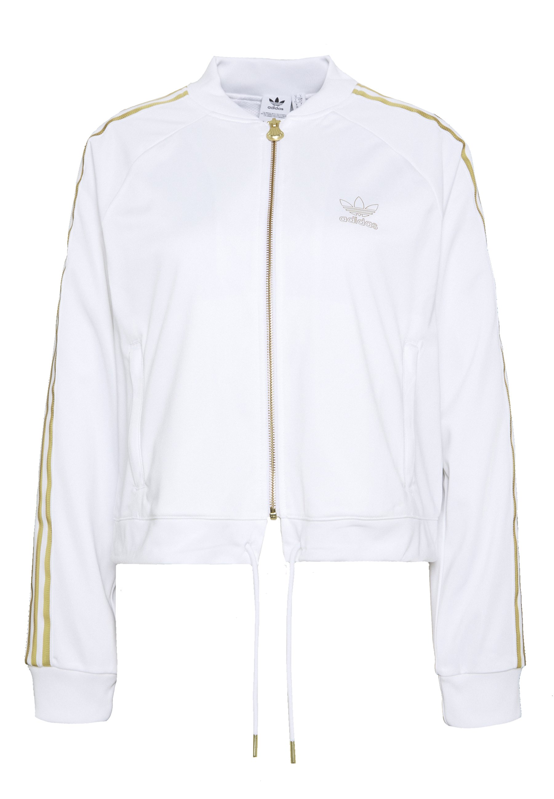 SUPERSTAR 2.0 SPORT INSPIRED TRACK TOP Trainingsjacke white