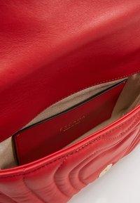 Escada - Across body bag - red ruby - 4