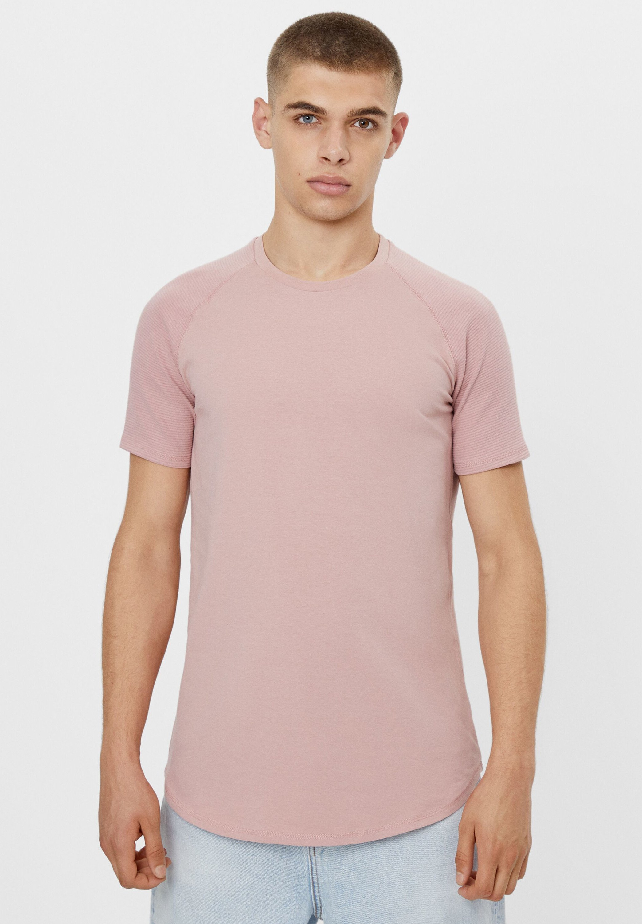 Homme RAGLAN - T-shirt basique
