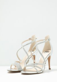 Buffalo - MAKAI - High heeled sandals - silver - 4