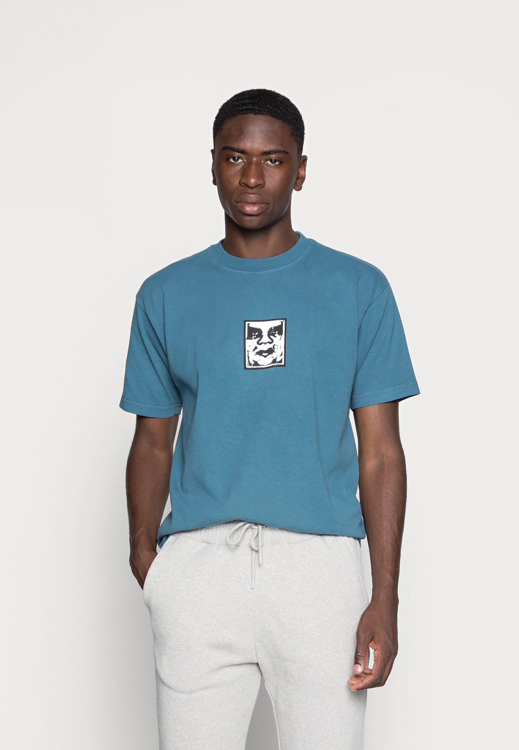Men MISPRINT - Print T-shirt