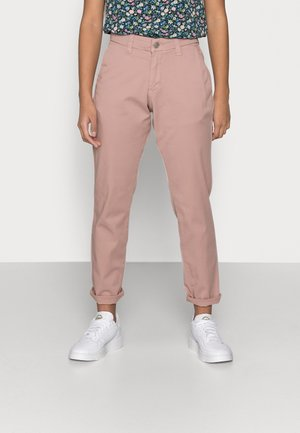 SLFMILEY - Chinos - adobe rose