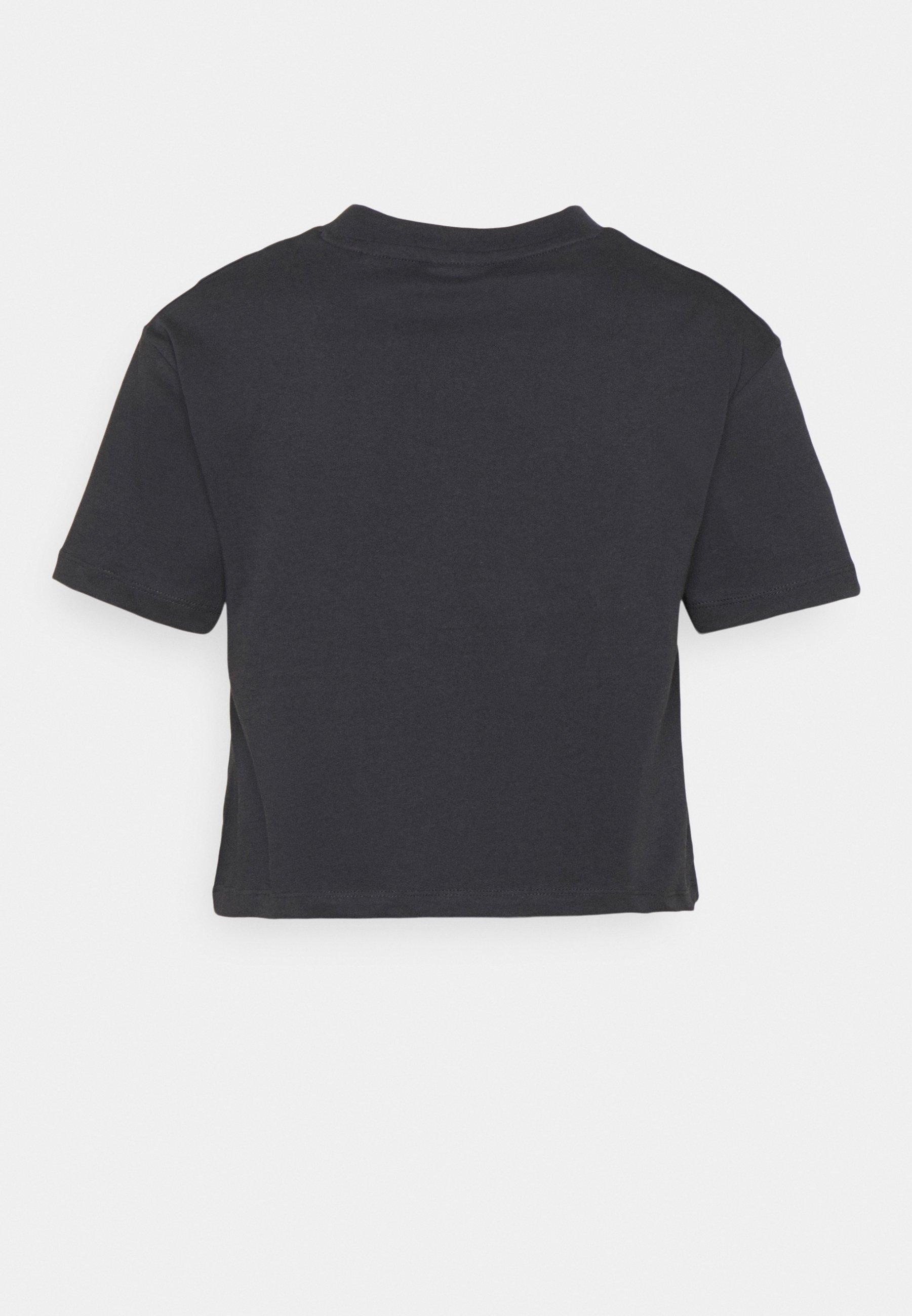 Women ADELE CROPPED TEE - Print T-shirt