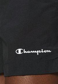 Champion - Swimming shorts - black - 3