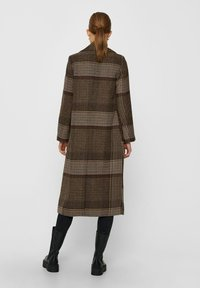 ONLY - Classic coat - chicory coffee - 2