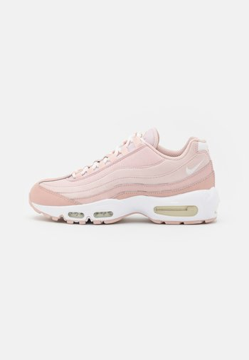 AIR MAX 95 - Zapatillas - pink oxford/summit white/barely rose/white