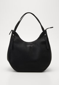 Calvin Klein - EVERYDAY HOBO - Torebka - black - 0