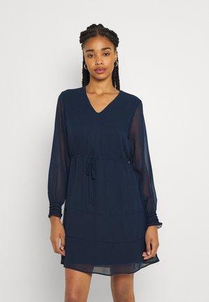 VIVALINE DRESS - Day dress - navy blazer