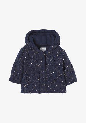 Light jacket - nachtblau sterne