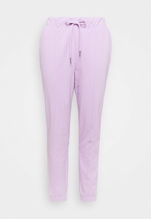 NMMALOU PANTS - Verryttelyhousut - orchid bloom