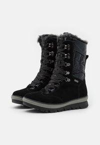 Jana - Winter boots - black - 2
