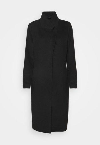 CATARINA JANILLA COAT - Cappotto classico - black