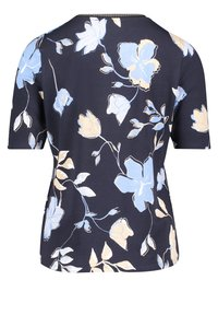 Betty Barclay - Print T-shirt - dark blue beige - 4