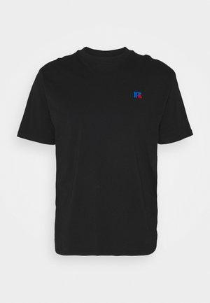BASELINERS - Jednoduché triko - black