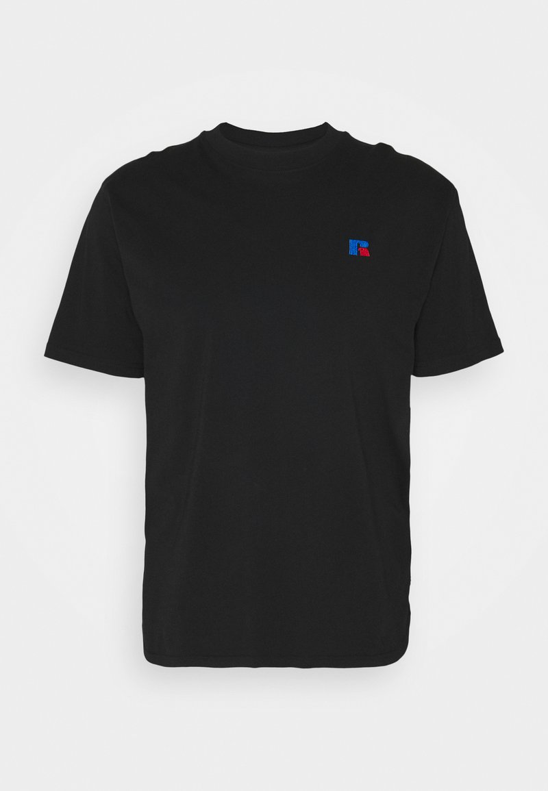 Russell Athletic Eagle R - BASELINERS - Basic T-shirt - black