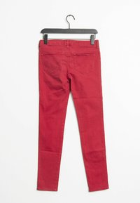 Hollister Co. - Straight leg jeans - red - 1