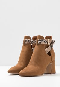 Head over Heels by Dune - PAVIA - Ankle boot - tan - 4