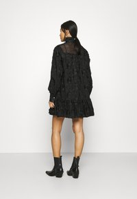 Custommade - ELORIE - Day dress - anthracite black - 2