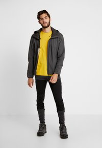 CMP - MAN LONG TIGHTS - Kalhoty - antracite - 1