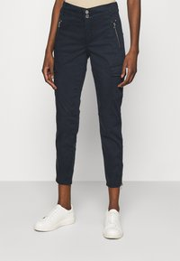 Mos Mosh - GILLES PANT - Cargo trousers - navy - 0