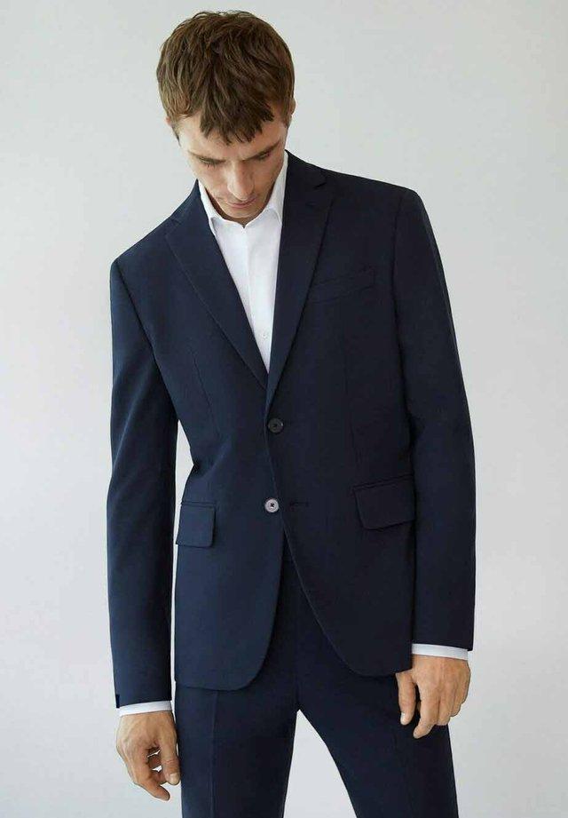 BRASILIA - Blazer jacket - marineblau