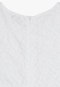 Esprit - DRESS - Cocktailjurk - white - 2