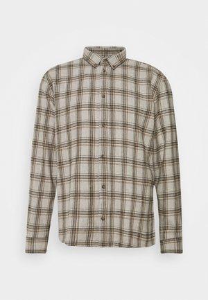 WALTHER - Shirt - light grey melange