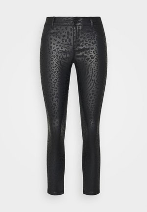 ANIMAL FRANKIE - Jeans Skinny Fit - black