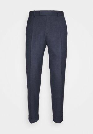 SATURN2-J - Trousers - blue