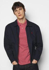 Polo Ralph Lauren - CUSTOM SLIM FIT MESH POLO - Polo shirt - highland rose - 3