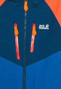 Jack Wolfskin - GREAT SNOW  - Lyžařská bunda - dark cobalt - 2