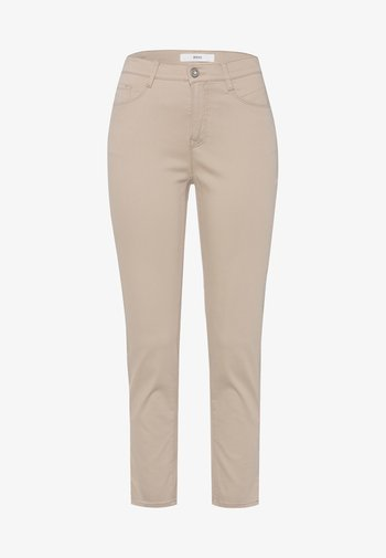 STYLE MARY  - Trousers - sand