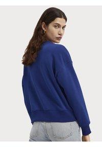 Scotch & Soda - CREWNECK - Sweatshirt - yinmin blue - 2