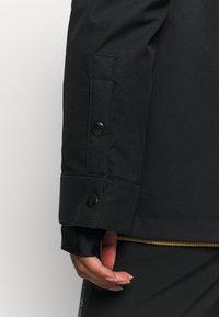 Volcom - KUMA JACKET - Snowboard jacket - black - 6
