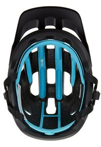 POC - AXION SPIN - Helm - uranium black/kalkopyrit blue matt