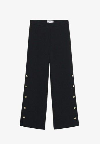 Pantalones - svart