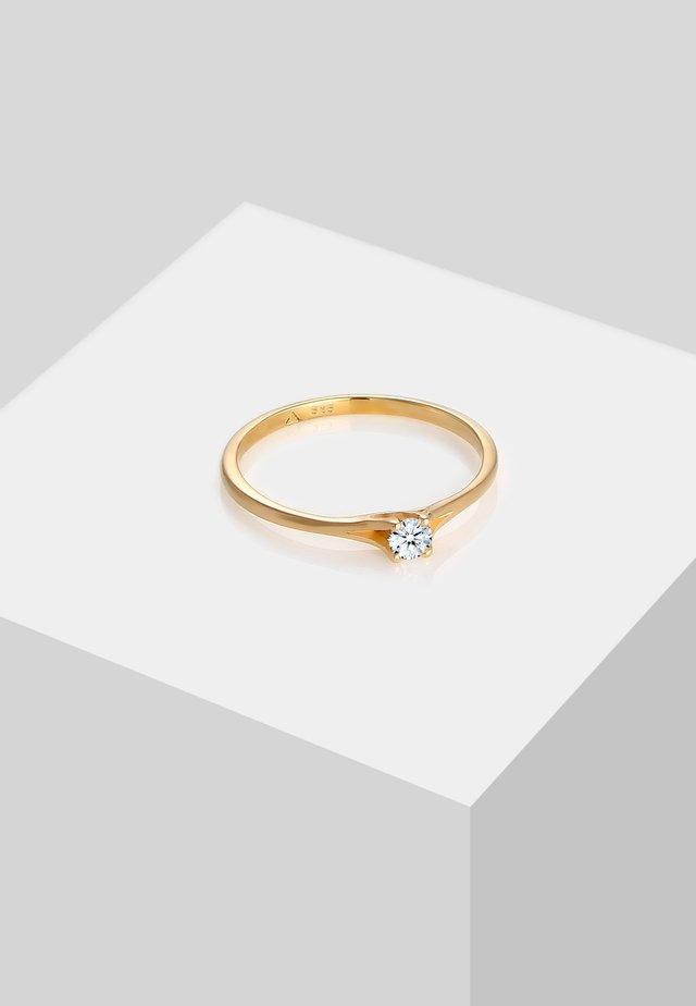 VINTAGE - Ring - gold-coloured