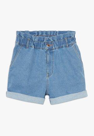 PENELOPE - Denim shorts - blue denim