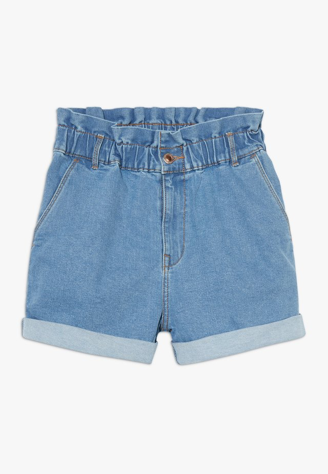 PENELOPE - Denim shorts - blue denim