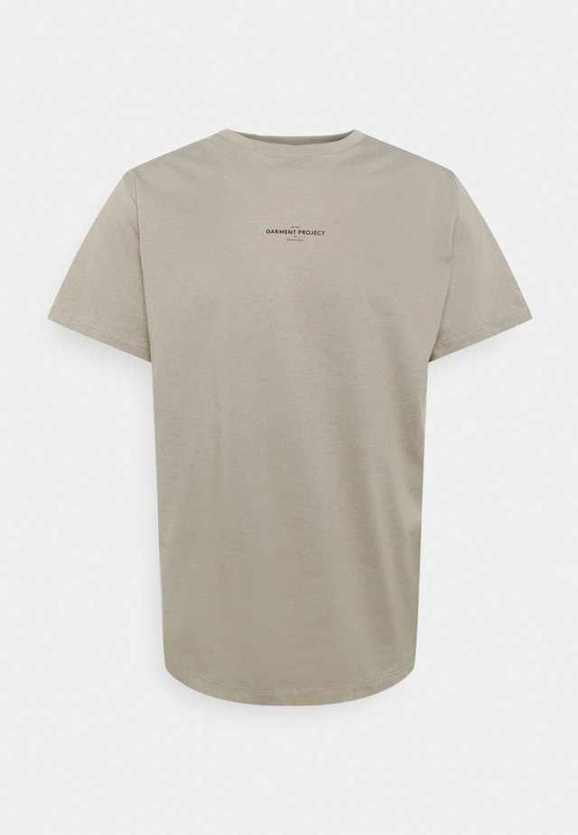 BEST TEE - Basic T-shirt - taupe