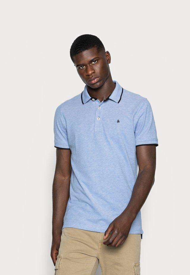 Polo shirt - bright cobalt