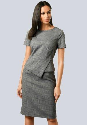 Shift dress - grau