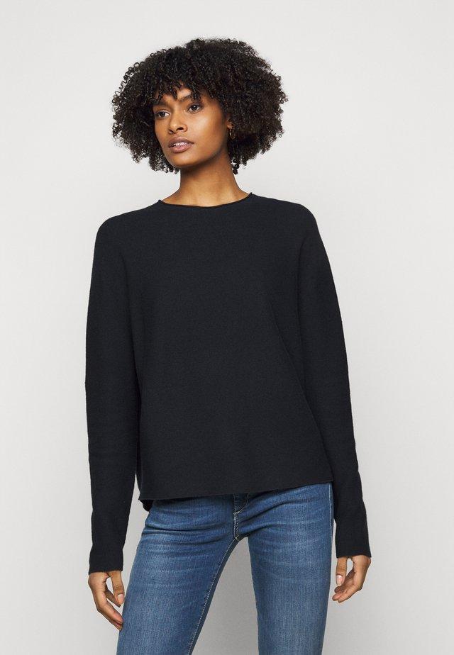 MAILA - Sweter - blau